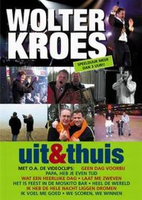 Cover Wolter Kroes - Uit & thuis [DVD]